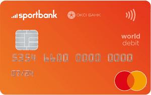 Мобильный банк «sportbank»