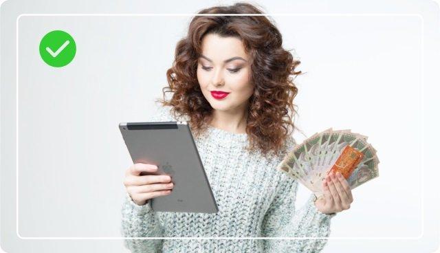 Кредит онлайн без звонков и отказов